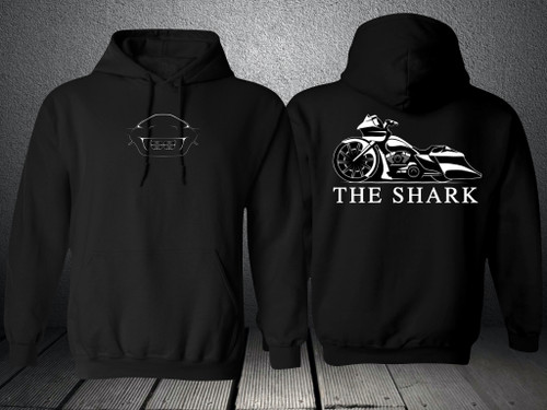 THE SHARK (Road Edition) HOODIE