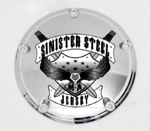 SINSTER STEEL DERBY COVER