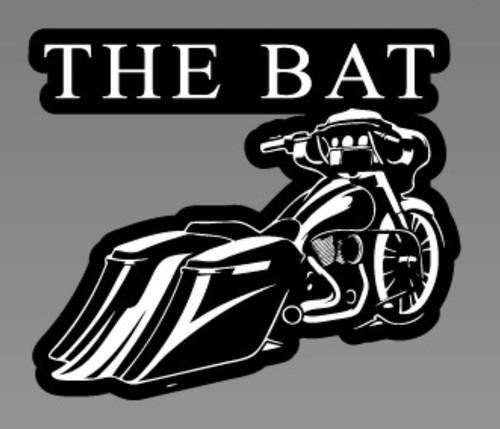 THE BAT DECAL