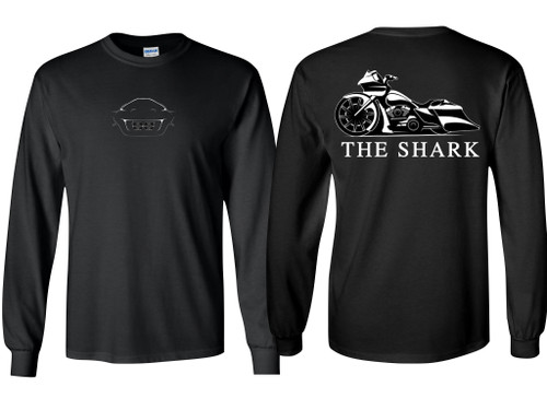 THE SHARK LONG SLEEVES