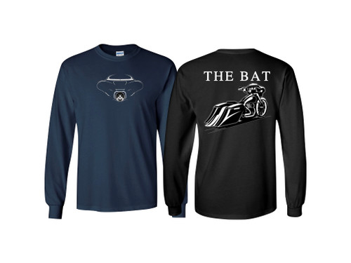 THE BAT LONG SLEEVES