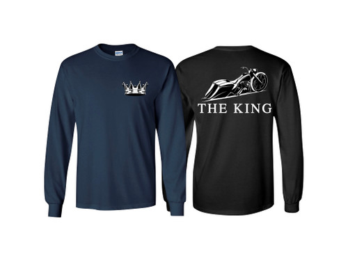 THE KING LONG SLEEVES