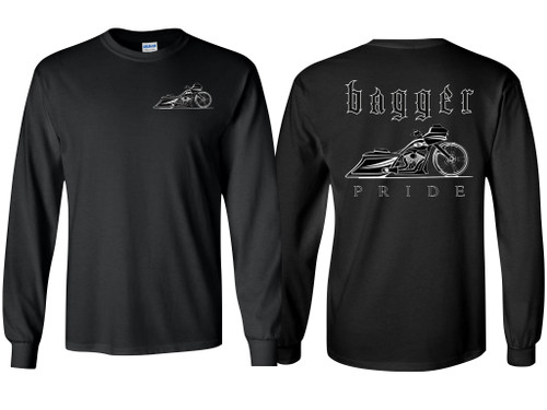 BAGGER PRIDE (ROAD)LONG SLEEVES