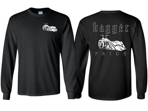 BAGGER PRIDE (KING)LONG SLEEVES