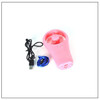 Mini Fan Pink USB Cable with FREE Sony 4xAA Batteries - Welcome To Lash Supplies -6