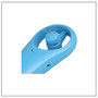 Mini Fan Blue USB Cable with FREE Sony 4xAA Batteries - Welcome To Lash Supplies -4