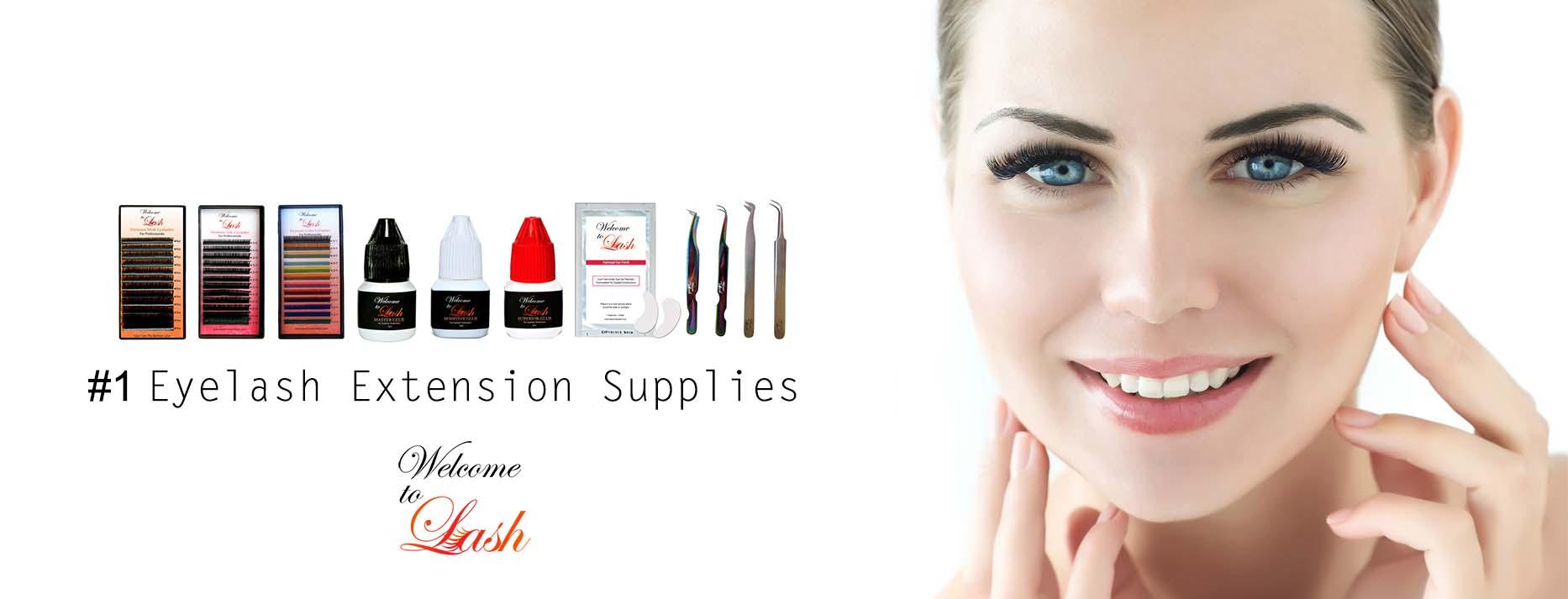 Eyelash Supplies