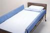 """Cushion Top Vinyl Bed Rail Pads, 72""""L"""