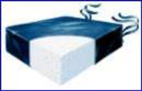 """Comfort Foam 18"""" Two Color Vinyl E-Z Rise Cushion, 6""""H"""