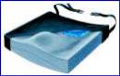 "Contour Plus+ 18"" Foam Cushion w/Gel Pad & LSII Cover"