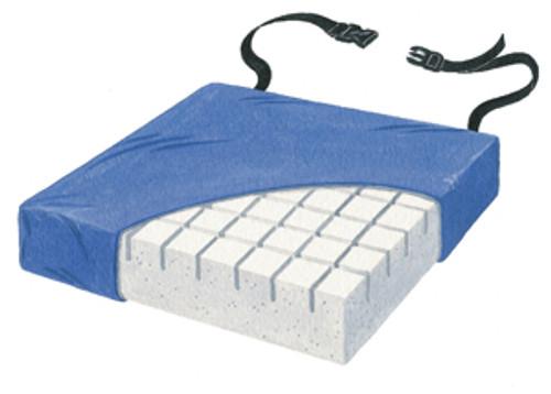"Pressure Check 18"" Foam Cushion w/LSII Cover, 4""H"