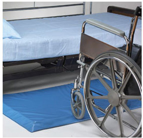 "Roll-On 36"" Bedside Fall Mat"