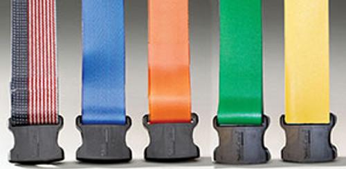 "Pathoshield Wipe-Clean 72""L Gait Belt - Blue"