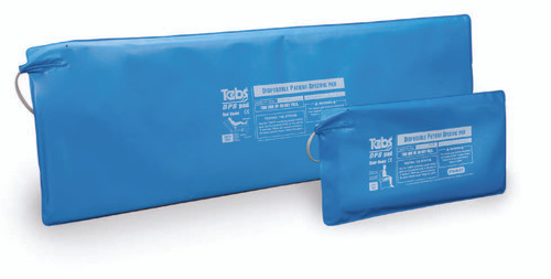 Tabs Disposable Single Patient Use Chair Pad, with 3' Cord