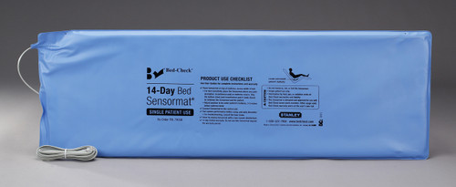 Bed Sensormats, 8' Cord, 14 Day