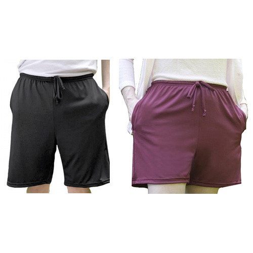 "ProtectaHip®  Active Lounge Shorts™, Large, Waist: 35"" - 39"" / Hip: 41"" - 45"""