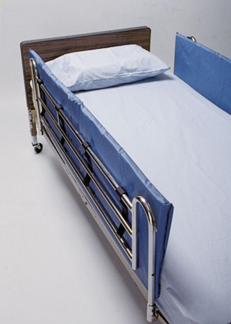 "Vinyl Bed Rail Pads, 80""L - 1"" Thick"
