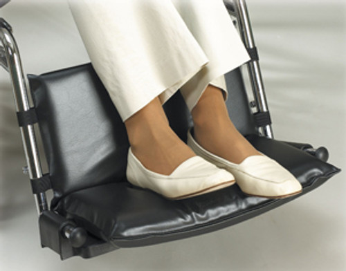 "Econo-Footrest Extender w/1"" Foot Pad"