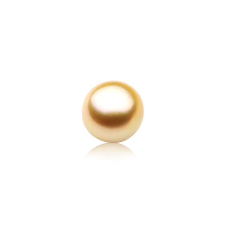 GL001 (AAA 11mm Australian Golden South Sea Pearl Loose pearl)$1,399