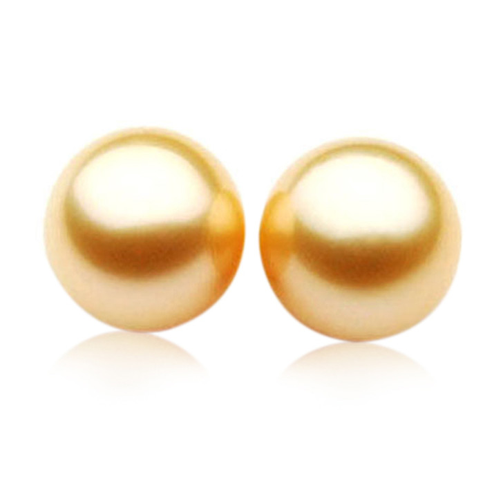 GL002 (AAA 11mm Australian South Sea Pearl Loose pearls Pair )$2,799