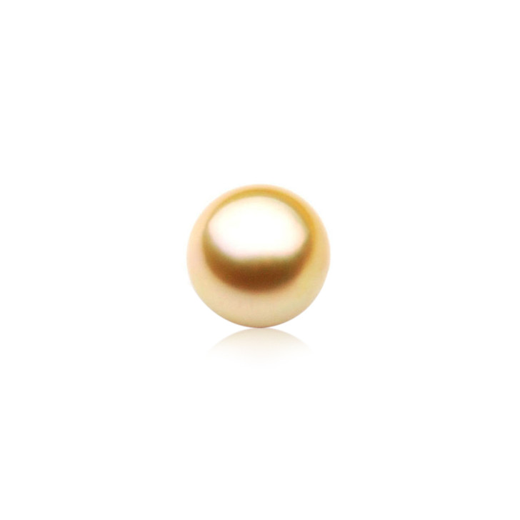 GL003 (AAA 12mm Australian Golden South Sea Pearl Loose pearl)$1,799