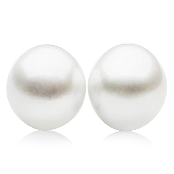 SL021 (AA+ 14.5mm Australian South Sea Pearl  Loose Pearls Pair) $1,899