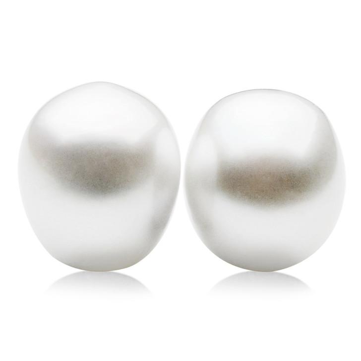 SL026 (AA+ 16mm Australian South Sea Pearl Loose Pearls Pair) $2,399