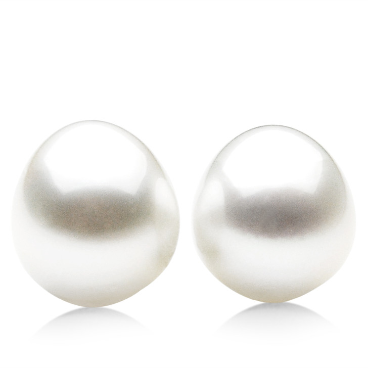 SL024 (AA+ 15mm Australian South Sea Pearl  Loose Pearls Pair) $1,999