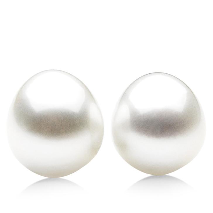 SL024 (AA+ 15mm Australian South Sea Pearl  Loose Pearls Pair) $1,999
