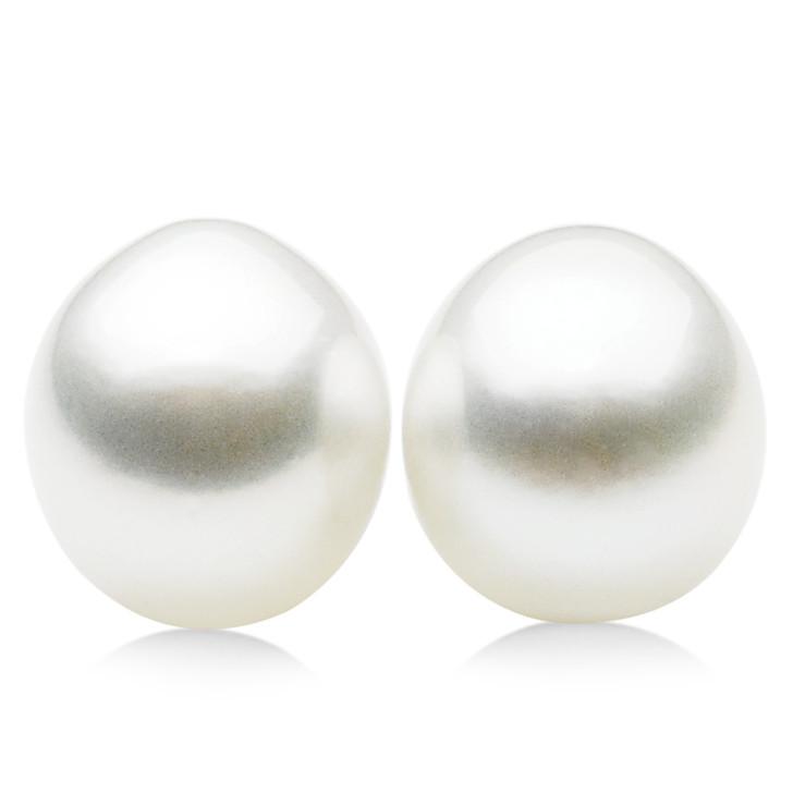 SL023 (AA+ 14.2mm Australian South Sea Pearl  Loose Pearls Pair) $1,899