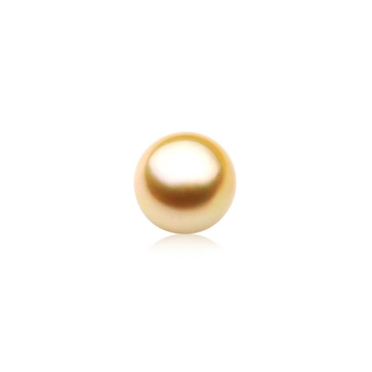 GL005 (AAA 13mm Australian Golden South Sea Pearl Loose pearl)$2,199