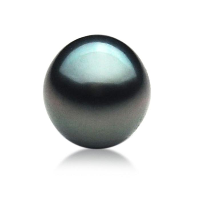 TL020 (AA 10.3 mm Tahitian Black pearl Loose Pearl )$259