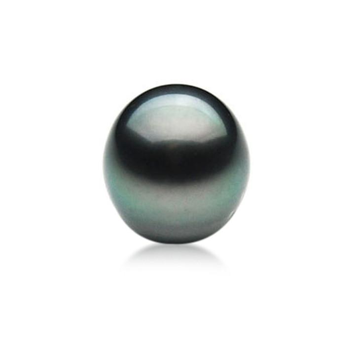 TL023 (AA 10.8 mm Tahitian Black pearl Loose Pearl )$279
