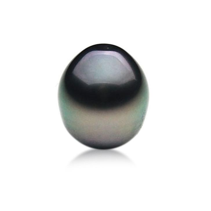 TL025 (AA 11 mm Tahitian Black pearl Loose Pearl )$279