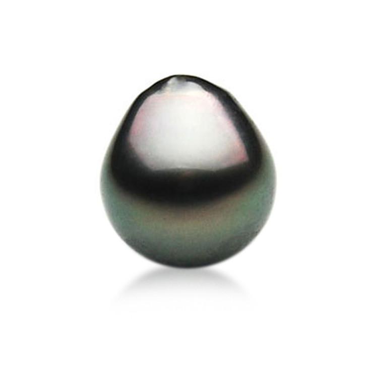 TL027 (AA 11 mm Tahitian Black pearl Loose Pearl )$279