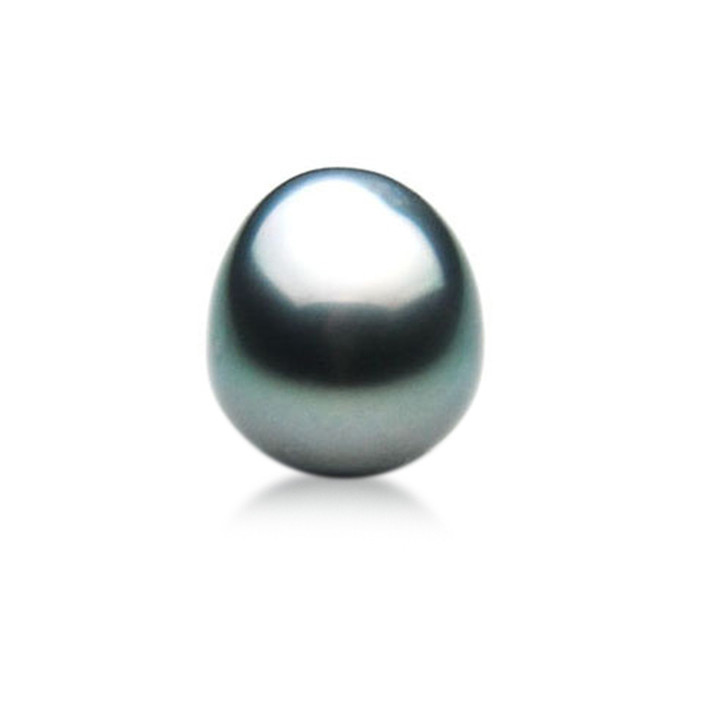 TL029 (AA 11.5 mm Tahitian Black pearl Loose Pearl )$339