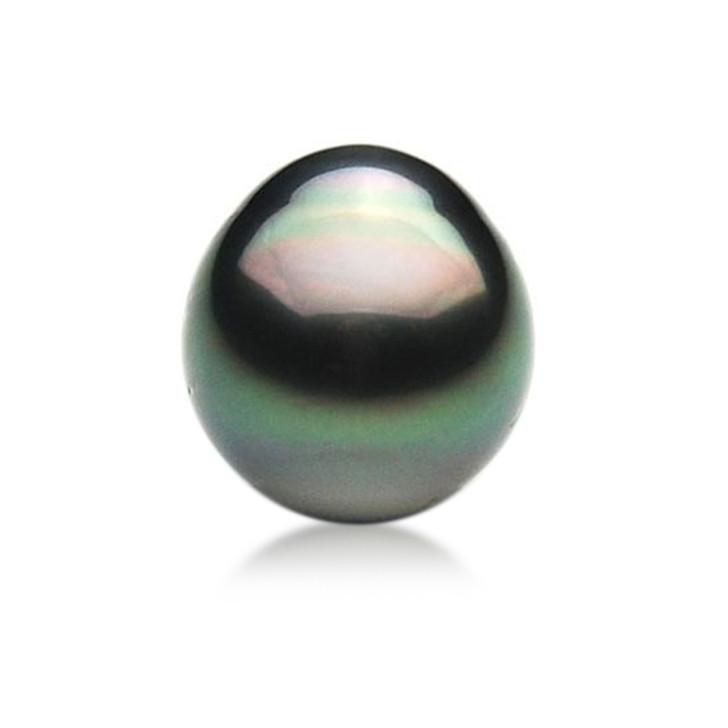 TL031 (AA 11.6 mm Tahitian Black pearl Loose Pearl )$339