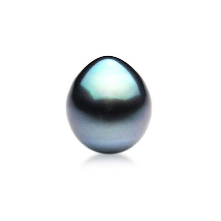 TL034 (AA 11.8 mm Tahitian Black pearl Loose Pearl )$339