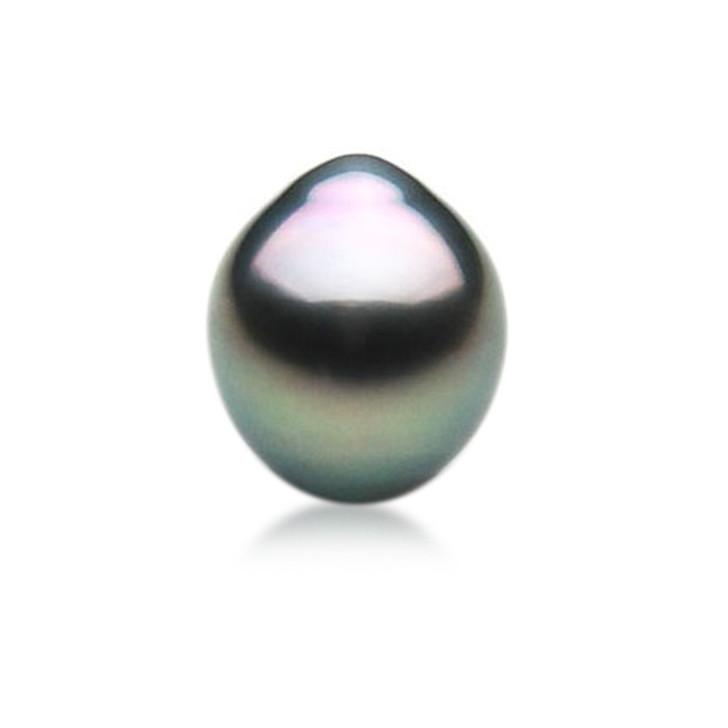 TL036 (AA 12 mm Tahitian Black pearl Loose Pearl )$359