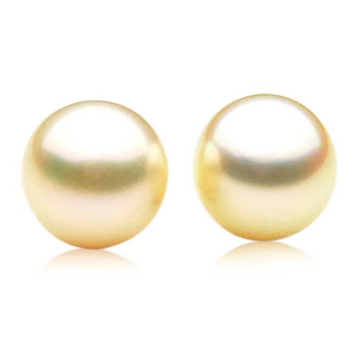 GL010a (AAA 12mm Australian South Sea Pearl Loose pearls pair)$2,199