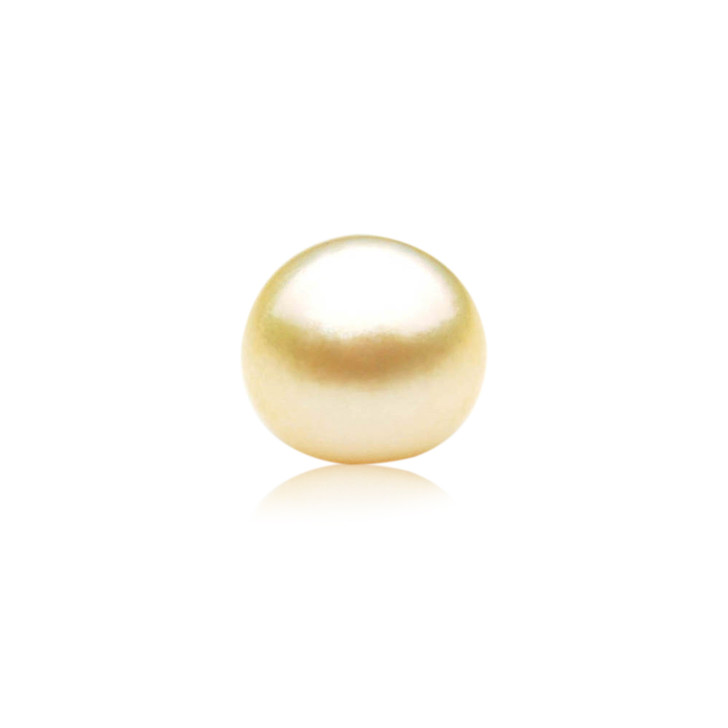 GL016 (AA 12.9mm Australian Cream South Sea Pearl Loose pearl)$599
