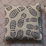 BALSAM FIR PILLOWS - Boot Print