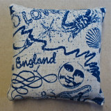 BALSAM FIR PILLOWS - Nautical Design