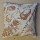 BALSAM FIR PILLOWS - Pine Cones