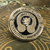 Prince Albert Society Enamel Pin