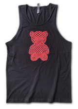 Checker Disco Teddy Tank