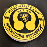 Prince Albert Society Sticker
