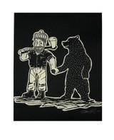 Jack & Bear Print