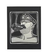 Cigar Bear Print