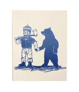 Jack and Bear Print